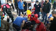 2 girls pulled out of rubble in Turkey three days after earthquake
