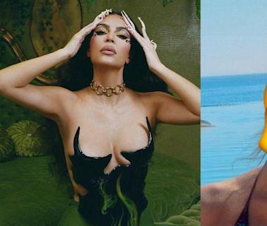 Kim Kardashian貼20年前舊照證冇整容 粉絲大讚身材愈來愈好