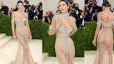 禮服不夠辣還不穿!名模 Kendall Jenner 紅毯上的透視造型進化史 翹臀、美胸...大膽外露沒極限