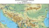 希臘中部強震規模6.3 深度僅8公里