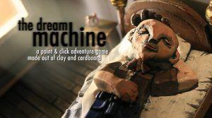 【限時免費】Steam 放送點擊冒險遊戲《The Dream Machine》,2021 年 5 月 18 日午夜 01:00 前領取