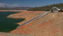 California drought forces shutdown of historic Hyatt hydropower plant