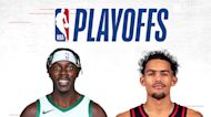 NBA playoffs: How will Jrue Holiday and Bucks defense contain Hawks' Trae Young?
