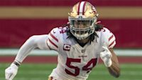 49ers star linebacker joins 'With Authority' ahead of NFL Draft