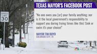 GOP politicians in Texas push 'survival of the fittest' during power outages, snow storms, pandemic