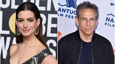 Anne Hathaway and Ben Stiller Heist Film 'Lockdown' Swiped by HBO Max