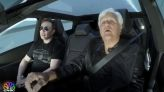 Tesla Cybertruck: Jay Leno and Elon Musk drive a square peg through a round hole