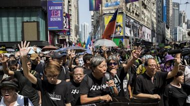 李卓人獄前書:有一口氣 點一盞燈 | 職工盟 | 香港獨立媒體網