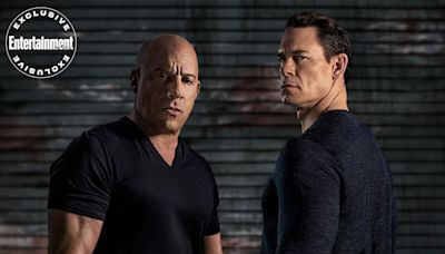 2 Brothers 2 Furious: How Vin Diesel and John Cena are redefining Fast family in F9
