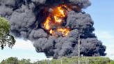 Illinois fire crews say massive chemical fire is now under control; cause being investigated