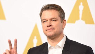 Matt Damon says he didn't realise he was using a homophobic slur. How old is he – 80?