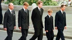 祖父菲立普親王葬禮上 威廉哈利不會並肩