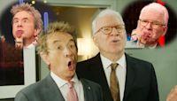 Steve Martin and Martin Short Reminisce on Tonight Show Fails