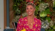 """The Talk - Amanda Kloots Reveals 'I just started dating again'; """"It is hard'"""