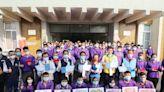 台南清潔隊員拾金不昧百萬珠寶 黃偉哲公開表揚