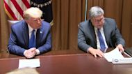 Trump considers firing Barr, pushes false election claims in lengthy video