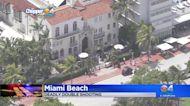 Miami Beach Death Investigation At Former Versace Mansion On Miami Beach