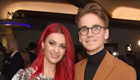 Strictly's Dianne Buswell and Joe Sugg share adorable pictures following their reunion