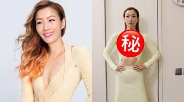 48歲鄭秀文IG大曬結實腹肌 胸骨太明顯令網民擔心健康:吃多點!