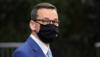 Polish PM warns of 'massive' COVID risk from abortion rights protests