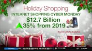 Retailers Expect Record Sales On Cyber Monday