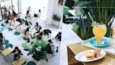 【台中咖啡】Stunning Cafe:當時尚潮流與咖啡結合,我想這裡的美是許多男男女女都會愛上的那種~