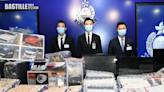 警搗兩非法收受外圍賭注集團 投注額逾34億元拘23人   社會事