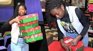 Teen Who Received Shoebox Gift for Christmas as a Child Now Giving to Others