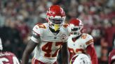 Chiefs protect 4 practice squad players for Week 7
