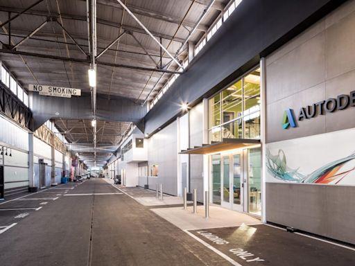 美谷基建Autodesk成明星股