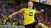 Irrepressible Erling Haaland scores stunning lob to continue incredible scoring streak
