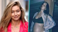 Gigi Hadid Shares Never-Before-Scene Baby Bump Polaroids From Pregnancy With Daughter Khai