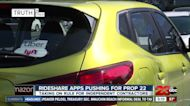 Truth Be Told: Rideshare apps pushing for Prop 22