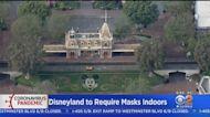 Masks Making A Comeback Across California, Even At Disneyland