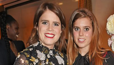 Princess Eugenie shares sweet congratulations to sister 'Beabea' after birth