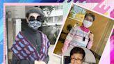 任劍輝逝世31周年 謝雪心贈白雪仙閃爆口罩