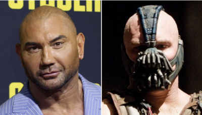 Dave Bautista Held a Meeting with Warner Bros. to Tell the Studio He's Going to Play Bane