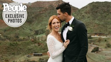 Brittany Snow Is Married! Pitch Perfect Star Weds Tyler Stanaland in Malibu