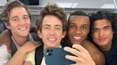 """How Logan Paul & Other Influencers Inspired Kevin McHale's """"Douchey"""" American Horror Stories Role - E! Online"""