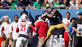 Notre Dame vs. Wisconsin: Second-Quarter Analysis