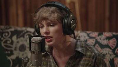 Taylor Swift Releases 'Exile' Duet With Bon Iver From 'Long Pond Studio Sessions'