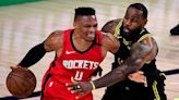 Lakers' LeBron James Responds to Russell Westbrook Trade News