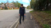 WATCH: Man and his dog spend eight years walking circumference of the planet