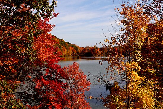 Jim Sugrue › Portfolio › Fall in the Hudson Valley