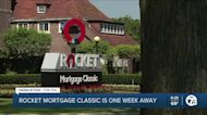Counting down the days until Detroit's Rocket Mortgage Classic