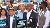 Eric Adams tells comptroller candidate to 'audit the hell' out of his administration if he wins NYC mayoral election