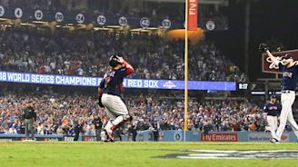 """Chris Sale has watched World Series final out """"couple hundred thousand times"""""""