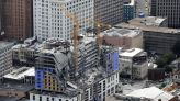 Recovery of two New Orleans construction workers from Hard Rock Hotel likely to begin Monday