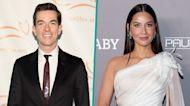 John Mulaney Says Olivia Munn & Having A Baby Helped Save Him