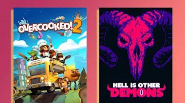 【限時免費】《Hell is Other Demons》和《Overcooked! 2 胡鬧廚房2》放送中,2021 年 6 月 24 日 23:00 前領取